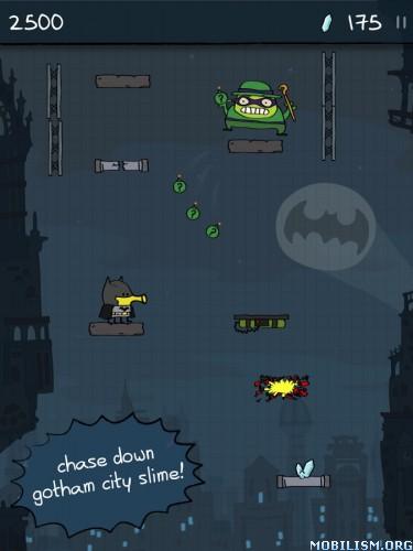 Doodle Jump DC Super Heroes v1.6.0 (Mod Money) Apk