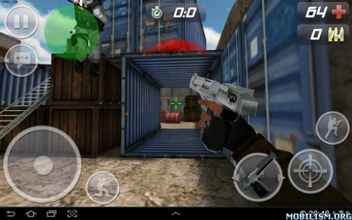 Critical Missions: SWAT v2864 (Mod) Apk