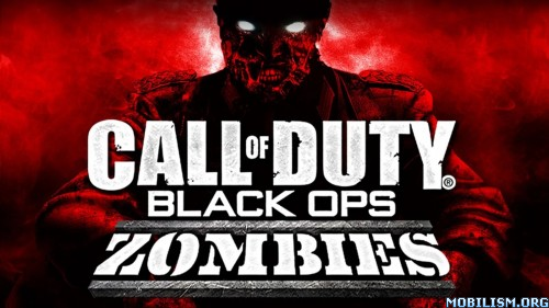 Call of Duty:Black Ops Zombies v1.0.8 [Mod Money] Apk