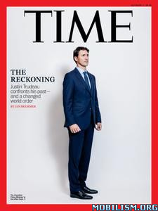 Time International Edition – October 07, 2019