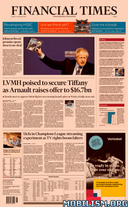 Financial Times Europe – 25 November 2019