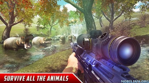 Hunt 3D v2.1 (Mod Money) Apk