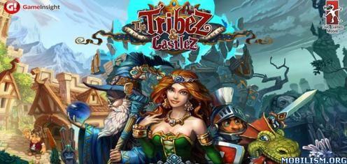 The Tribez & Castlez v3.0.1 [Unlimited Gems/Coins] Apk