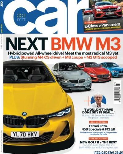 Download ebook Car UK - July 2017 (.PDF)