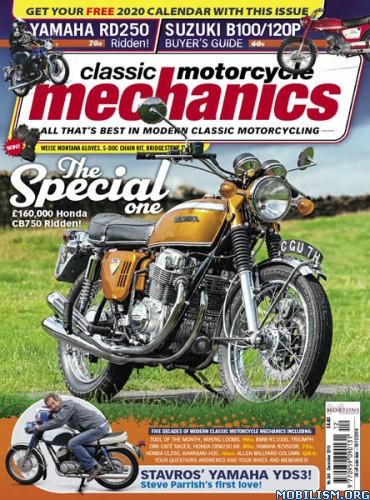 Classic Motorcycle Mechanics – December 2019
