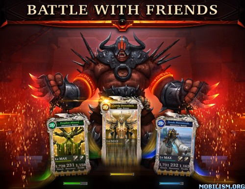 Legendary: Game of Heroes v1.6.3 [Mod] Apk