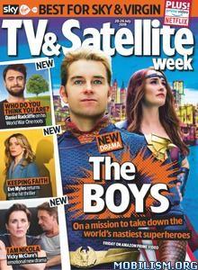 TV & Satellite Week – 20 July 2019