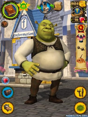 Pocket Shrek v1.30 (Mod) Apk