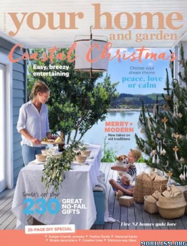 Download ebook Your Home & Garden - December 2016 (.PDF)