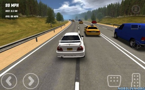 Freeway Traffic Rush v1.1.2 (Mod Money) Apk