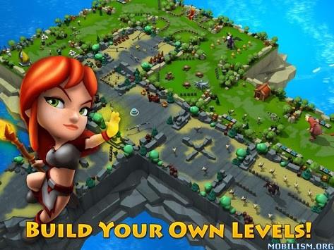 Dragon Fighters Dungeon Wars v2.7.5 [Mod] Apk