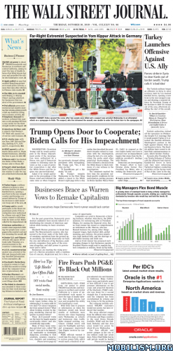 The Wall Street Journal – October 10, 2019