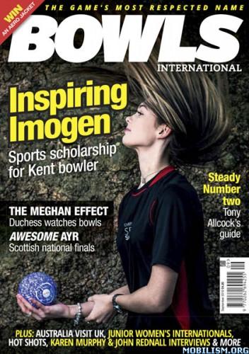 Bowls International – September 2019