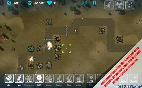M.A.C.E. Tower Defense v1.32 (Unlimited Gold)