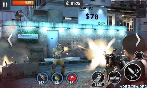 Elite Killer: SWAT v1.2.3 (Mod Money) Apk