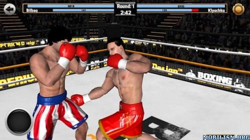 Boxing - Road To Champion Pro v1.11 [Mod Money] Apk
