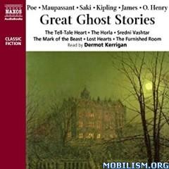 Download ebook Great Ghost Stories by Edgar Allan Poe, et al (.MP3)