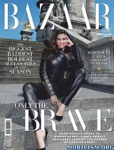 Harper's Bazaar Singapore – October 2019