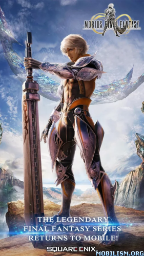 MOBIUS FINAL FANTASY v1.1.101 [Mods] Apk