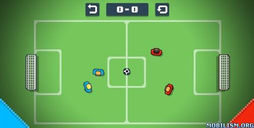 Socxel | Pixel Soccer | PRO v2.0.0 Apk