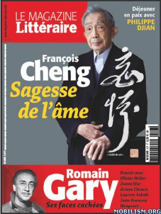 Download Le Magazine Littéraire #577 Mars 2017 [FR] (.PDF)