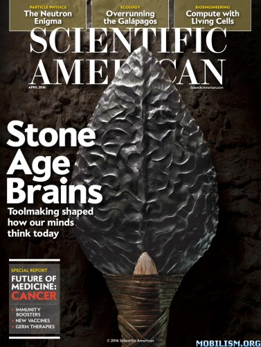 Download ebook Scientific American - April 2016 (.PDF)