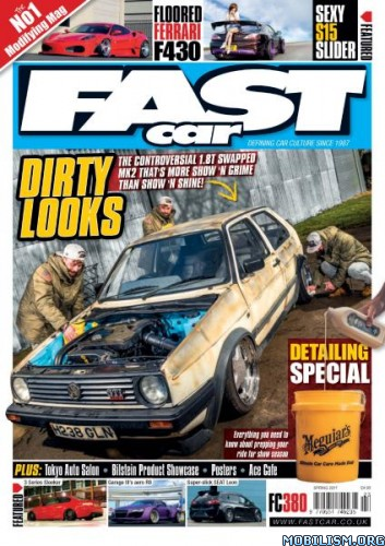 Download Fast Car - Spring 2017 (.PDF)