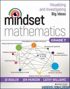 Mindset Mathematics, Grade 7 by Jo Boaler +