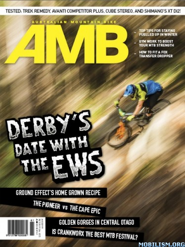 Download Australian Mountain Bike - Issue 161, 2017 (.PDF)