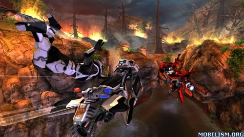 Riptide GP: Renegade v1.0.2 + [Mod/All Devices] Apk