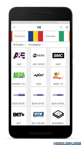 ?dm=2ESOAD5L - HD Streamz : Stream live TV, Radio v3.1 [Ad-Free]
