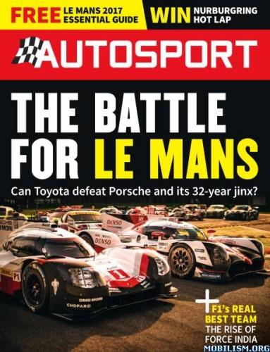 Download ebook Autosport - 8 June 2017 (.PDF)