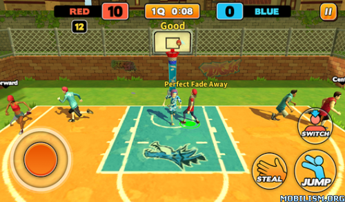 Street Basketball FreeStyle v3 (Mod)