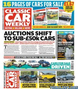 Classic Car Weekly – 02 October 2019