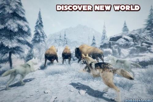 Furious Wolf Simulator v1.0 (Mod) Apk