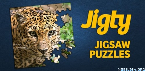 Jigty Jigsaw Puzzles v3.3.1 (Full) Apk