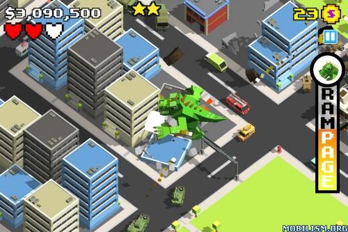 Smashy City v1.0.1 [Mod Money] Apk