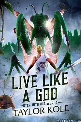 Live Like a God by Taylor Kole (.M4B)
