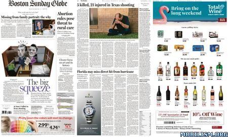 The Boston Globe – September 01, 2019