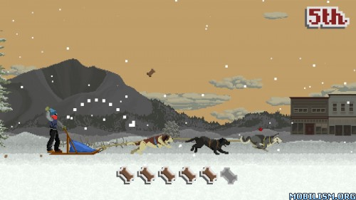 Dog Sled Saga v1.0.3 (1) build 7 Apk