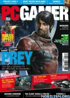Download PC Gamer France - Avril-Mai 2017 [FRE](.PDF)