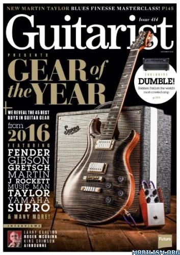 Download ebook Guitarist - December 2016 (.PDF)