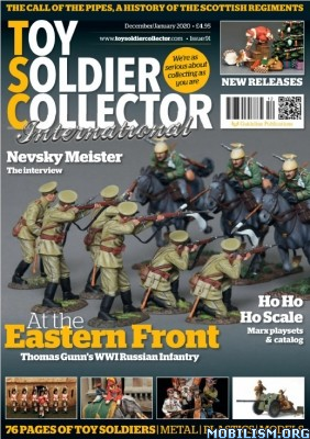 Toy Solider Collector – Issue 91, Dec 2019/Jan 2020