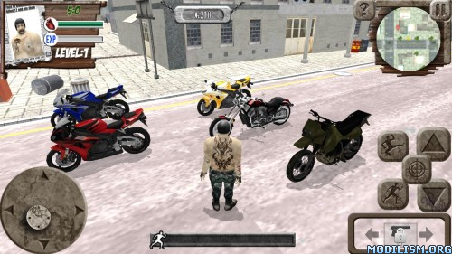 Russian Crime Truck Theft v1.2 [Mod Money] Apk