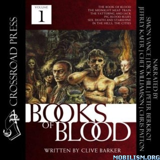 Books of Blood Volume 01 by Clive Barker