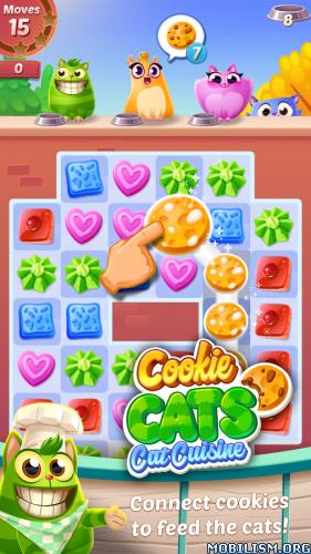 Cookie Cats v1.6.2 (Mod) Apk
