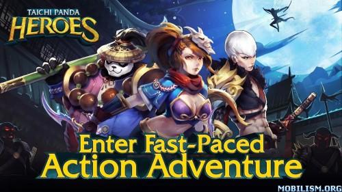 Taichi Panda: Heroes v1.3 [Mod] Apk