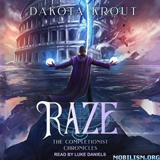 Raze by Dakota Krout (.M4B)