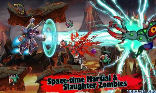 Zombie Killer � D Edition v2.3 [Unlimited Money/Medal] Apk