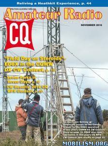Download ebook CQ Amateur Radio - November 2016 (.PDF)